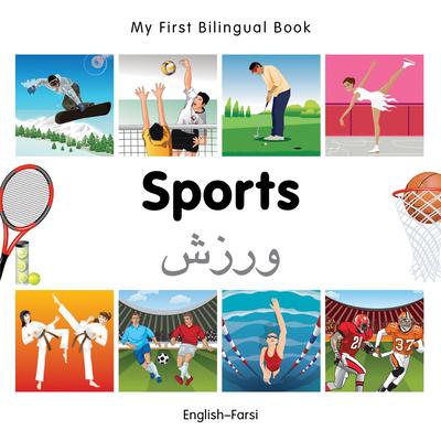 My First Bilingual Book-Sports (English-Farsi) - Milet Publishing