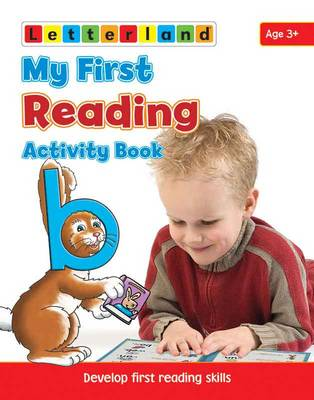 My First Reading Activity Book: Develop Early Reading Skills - Freese, Gudrun, and Milford, Alison, and Holt, Lisa