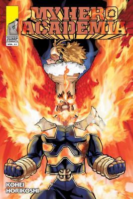 My Hero Academia, Vol. 21, 21 - Horikoshi, Kohei