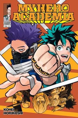 My Hero Academia, Vol. 23, 23 - Horikoshi, Kohei
