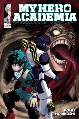 My Hero Academia, Volume 6 - Horikoshi, Kohei