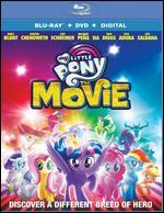 My Little Pony: The Movie [Blu-ray]