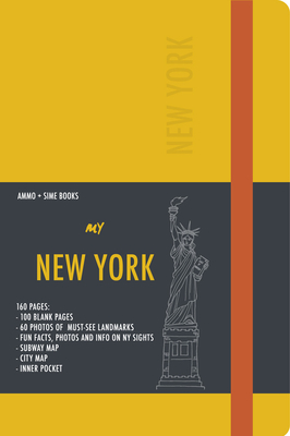 My New York - Notebook: Yellow Saffron - SimePhoto (Photographer)