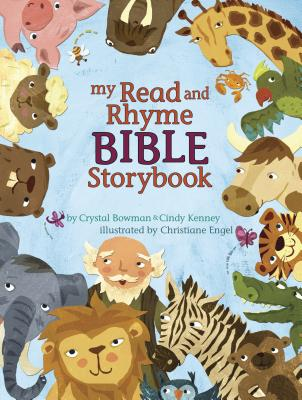My Read and Rhyme Bible Storybook - Bowman, Crystal, and Kenney, Cindy