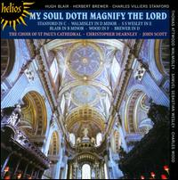 My Soul Doth Magnify the Lord - Alan Green (tenor); Ashley Stafford (counter tenor); Christopher Dearnley (organ); Christopher Royall (counter tenor);...