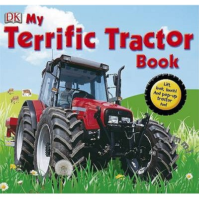 My Terrific Tractor Book -