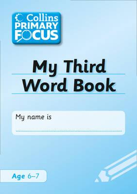My Third Word Book: Spelling -