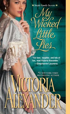 My Wicked Little Lies - Alexander, Victoria
