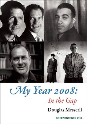 My Year 2008: In the Gap - Messerli, Douglas