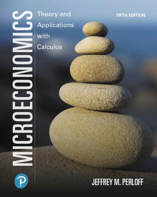 Mylab Economics with Pearson Etext -- Access Card -- For Microeconomics: Theory and Applications with Calculus - Perloff, Jeffrey M
