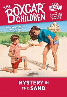 Mystery in the Sand - Warner, Gertrude Chandler