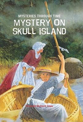 Mystery on Skull Island - Jones, Elizabeth McDavid