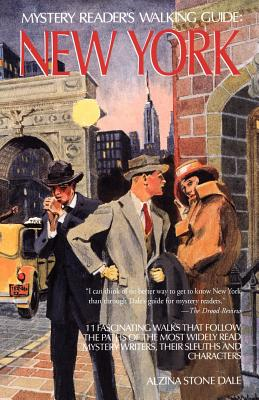 Mystery Reader's Walking Guide: New York - Dale, Alzina Stone