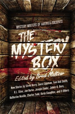 Mystery Writers of America Presents the Mystery Box - Meltzer, Brad (Editor), and Berry, Steve (Contributions by), and Born, James O (Contributions by)