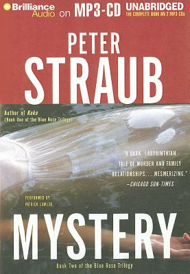 Mystery - Straub, Peter, and Lawlor, Patrick (Read by)
