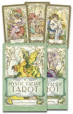 Mystic Faerie Tarot Cards - Ravenscroft, Linda, and Moore, Barbara
