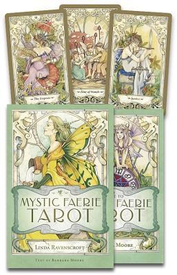 Mystic Faerie Tarot Cards - Moore, Barbara, and Ravenscroft, Linda