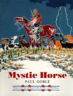 Mystic Horse - Goble, Paul