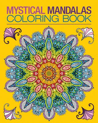 Mystical Mandalas Coloring Book - Coster, Patience