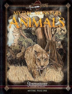 Mythic Monsters: Animals - Welham, Mike D, and Jaczko, Victoria, and Nelson, Jason