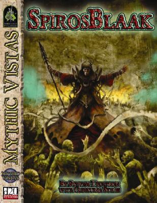 Mythic Vistas: Spirosblaak - Trustrum, Steven