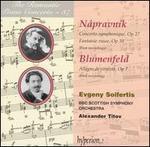 Nápravník: Concerto symphonique; Fantaisie russe; Blumenfeld: Allegro