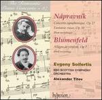 N�pravn�k: Concerto symphonique; Fantaisie russe; Blumenfeld: Allegro