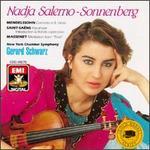 Nadja Salerno-Sonnenberg Plays Mendelssohn, Saint-Saens and Massenet