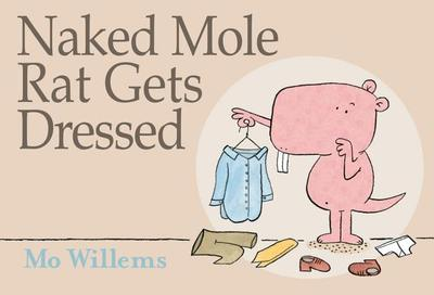 Naked Mole Rat Gets Dressed -