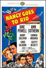Nancy Goes to Rio - Robert Z. Leonard