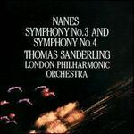 Nanes: Symphonies 3 & 4