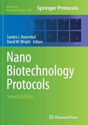Nanobiotechnology Protocols - Rosenthal, Sandra J (Editor), and Wright, David W (Editor)