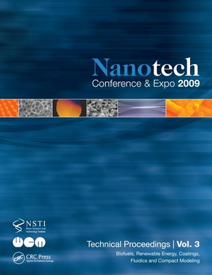 Nanotechnology 2009: Biofuels, Renewable Energy, Coatings, Fluidics and Compact Modeling Technical Proceedings of the 2009 Nsti Nanotechnology Conference and Expo, Volume 3 - Nsti, Contact