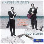 Napoléon Coste: Works for Guitar and Oboe