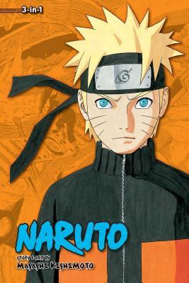Naruto 3-In-1, Volume 15: Includes Vols. 43, 44 & 45 - Kishimoto, Masashi