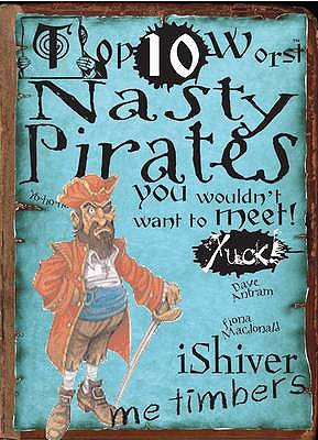 Nasty Pirates - MacDonald, Fiona