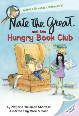 Nate the Great and the Hungry Book Club - Sharmat, Marjorie Weinman, and Sharmat, Mitchell