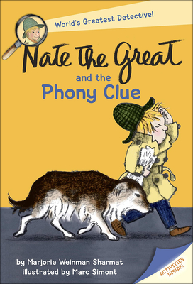 Nate the Great and the Phony Clue - Sharmat, Marjorie Weinman, and Simont, Marc