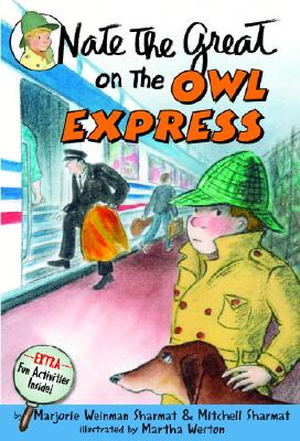 Nate the Great on the Owl Express - Sharmat, Marjorie Weinman