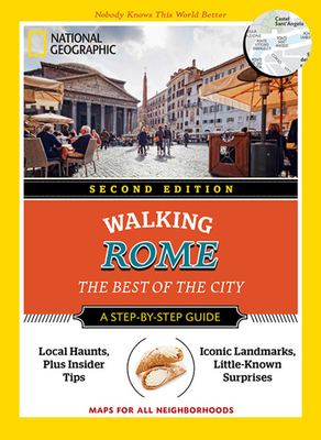National Geographic Walking Rome: The Best of the City - Parla, Katie
