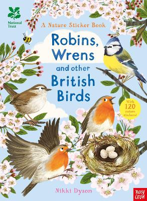 National Trust: Robins, Wrens and other British Birds -