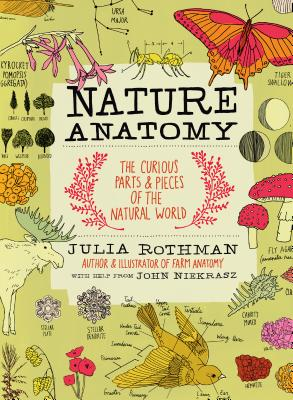 Nature Anatomy: The Curious Parts and Pieces of the Natural World - Rothman, Julia