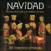 Navidad: Christmas Music from Latin America and Spain - Dawn Bailey (soprano); Dominic Teresi (bajon); Julia Seager Scott (baroque harp); Lucas Harris (baroque guitar);...