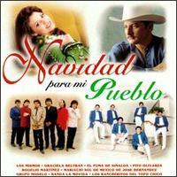 Navidad Para Mi Pueblo - Various Artists