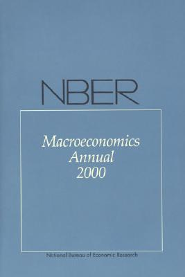Nber Macroeconomics Annual 2000 - Bernanke, Ben (Editor), and Rogoff, Kenneth (Editor)
