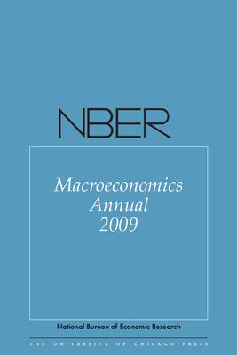 NBER Macroeconomics Annual, Volume 24 - Acemoglu, Daron, Professor (Editor)