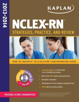 NCLEX -RN 2013-2014 - Kaplan
