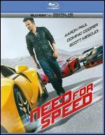 Need for Speed [Includes Digital Copy] [Blu-ray] - Scott Waugh