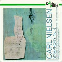 Neilsen: Symphony No.6/Overture From Willemoes/Rhapsodisk Overture/Moderen, Op.41 - Odense Symphony Orchestra; Edward Serov (conductor)