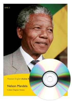 Nelson Mandela, Level 2, Pearson English Active Readers - Degnan-Veness